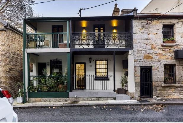 Sydney property bounces back