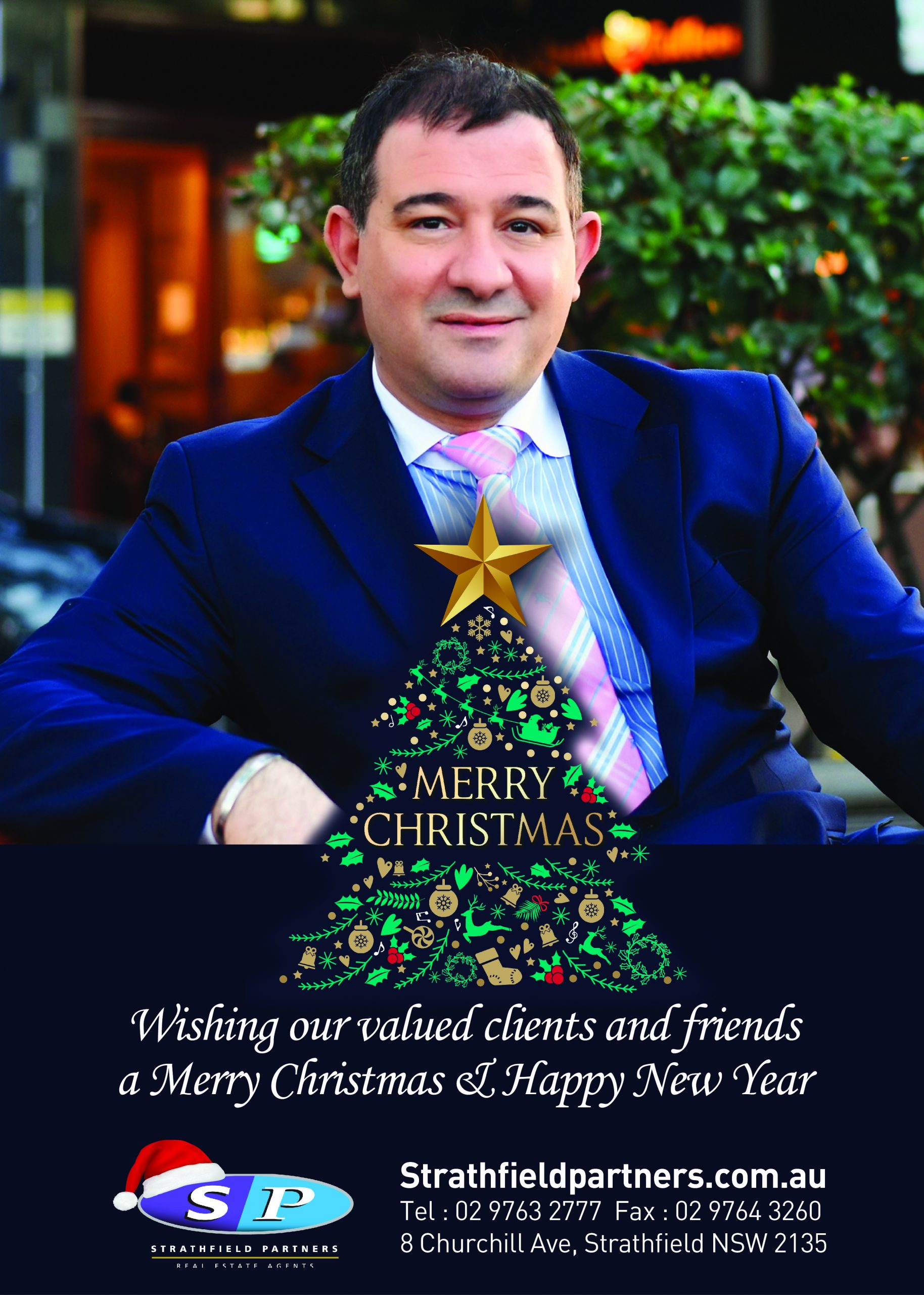 Merry Christmas From Strathfield Partners