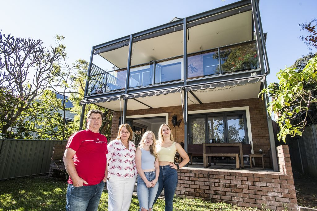 Why not downsize? For these Sydney homeowners, it's complicated